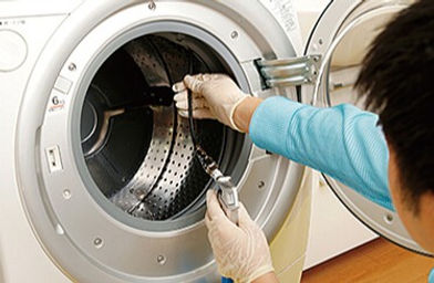 全自動洗濯機分解クリー二ング