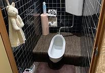 リフォーム前トイレ