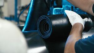 ゴム製造機械