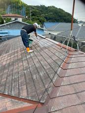 屋根塗装・防水