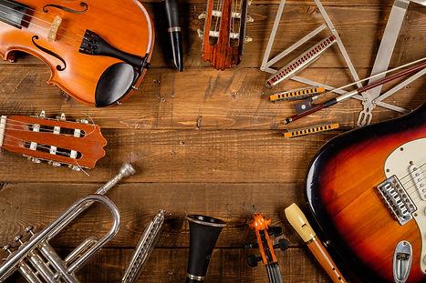 楽器類の買取