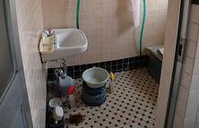 リフォーム前バスルーム