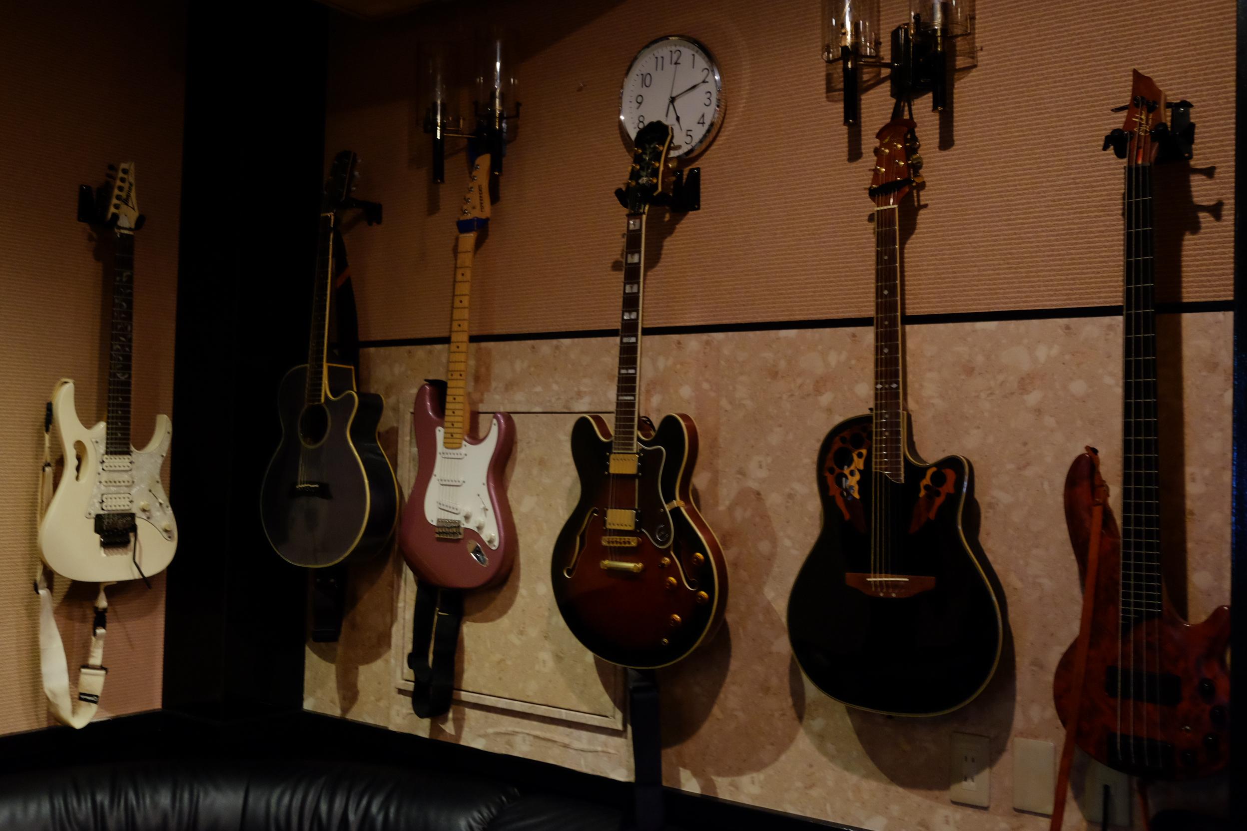 Gibson Fender Ovation その他約20本