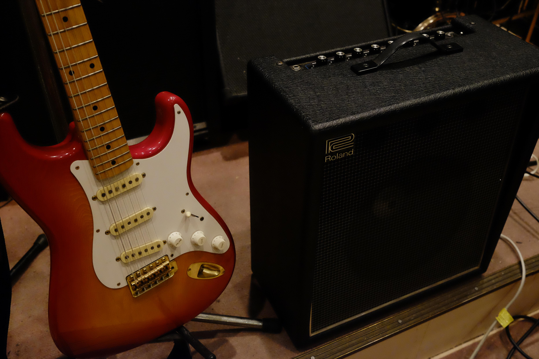 G.amp Roland CA-40