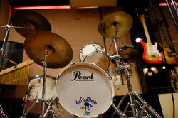 Pearl Drumセット