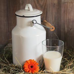 Cocktails die Ecken abschneiden - mit Milch
