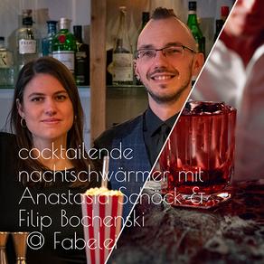 Anastasia Schöck & Filip Bochenski, Fabelei Bar 2/2