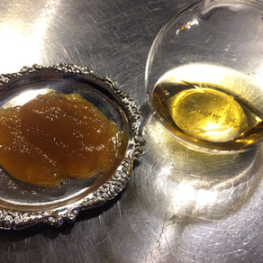 kristallklare Elixire anstatt trüber Tassen
