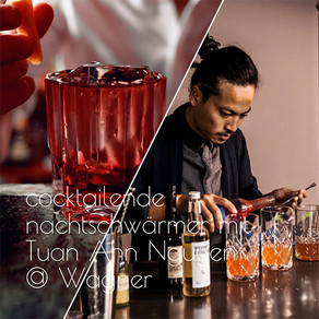 Tuan Anh Nguyen - Wagner Cocktailbistro - 2/2
