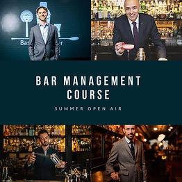 Vorträge Bar Management Course