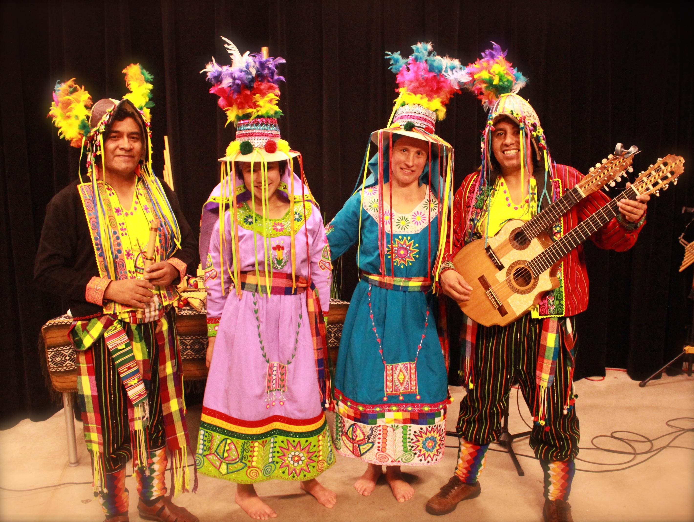 Tinku Dance
