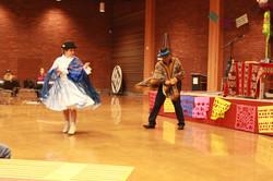 Morenada Dance