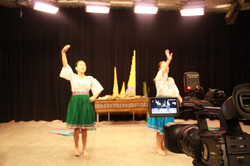 Recording at CCTC Salem