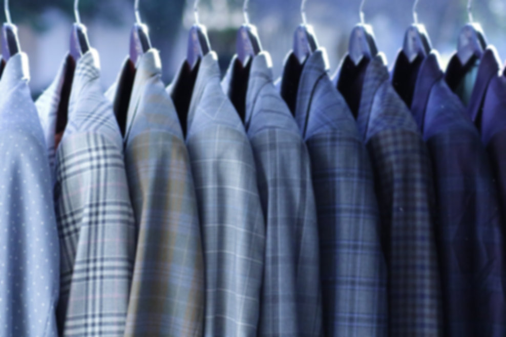 Bespoke Clothing made from Luxury fabrics