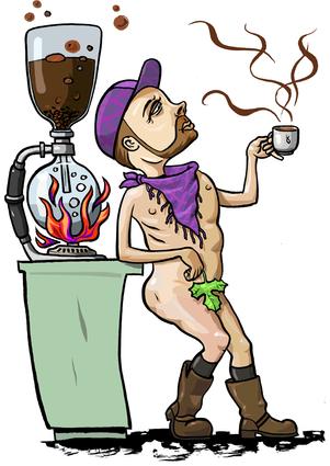 Hippster Coffee