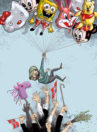 Helium boikott