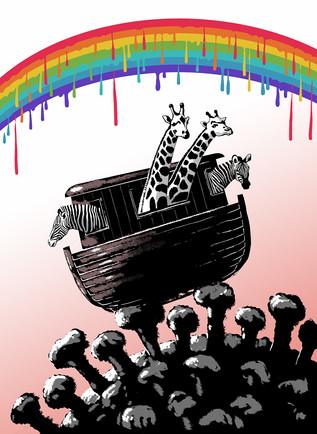 Corona, The Ark of Noah
