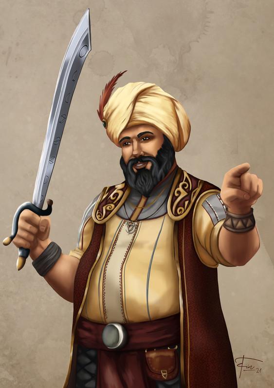Seyshabad abu'l Al'Manach ibn Rashaman