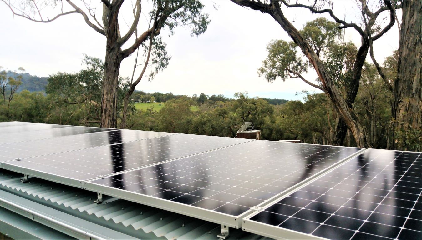 3.3kW Solar Array