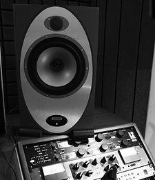 Профессиональное оборудование студии Голдман Рекордс.
