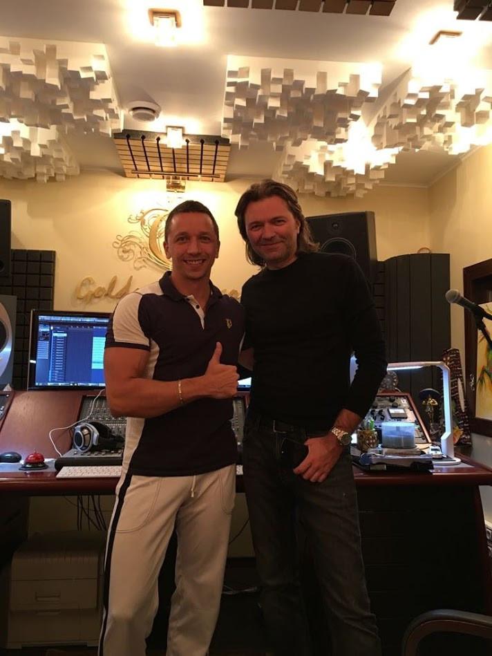 Дмитрий Маликов и Alex Goldman