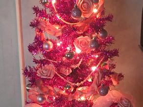 """My """"January Tree""""."""