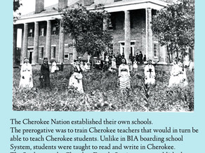 Cherokee History