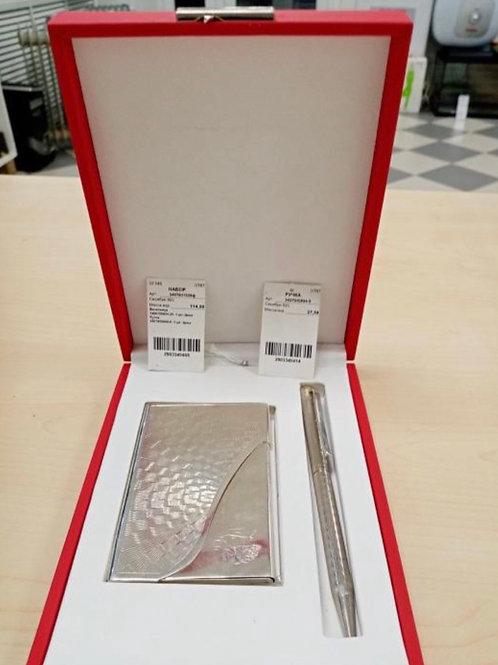 Подарочный набор. серебро 925пр