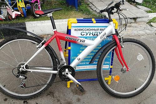 Городской велосипед Minerva