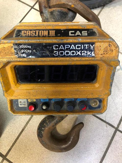 Электронные крановые весы Caston-III-3THD