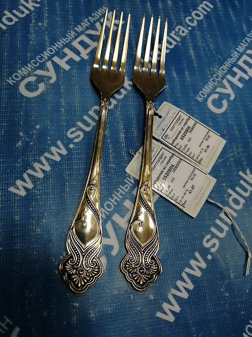 Вилки серебряные, проба 925 .Алмаз Холдинг