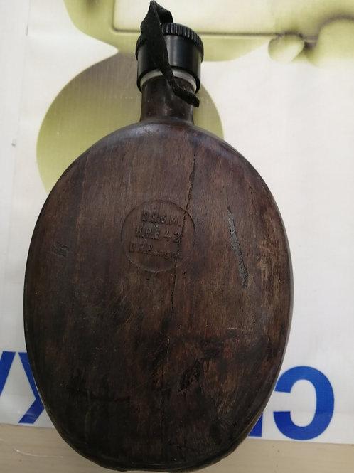 Фляга кокос Африканский корпус Ромеля
