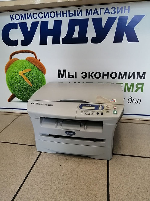 Лазерное МФУ Brother DCP-7010