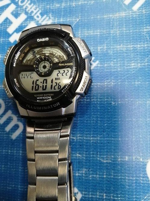 Часы наручные мужские CASIO AE-1100WCASIO
