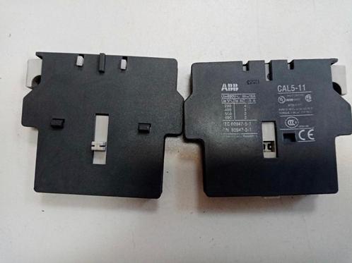 Контактный блок ABB CAL-18-11B боковой