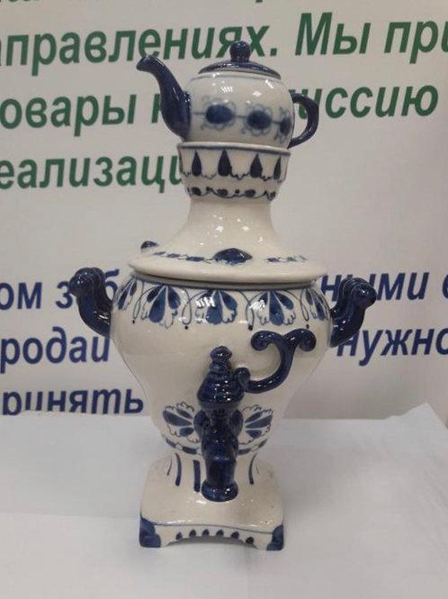 Гжель Самовар
