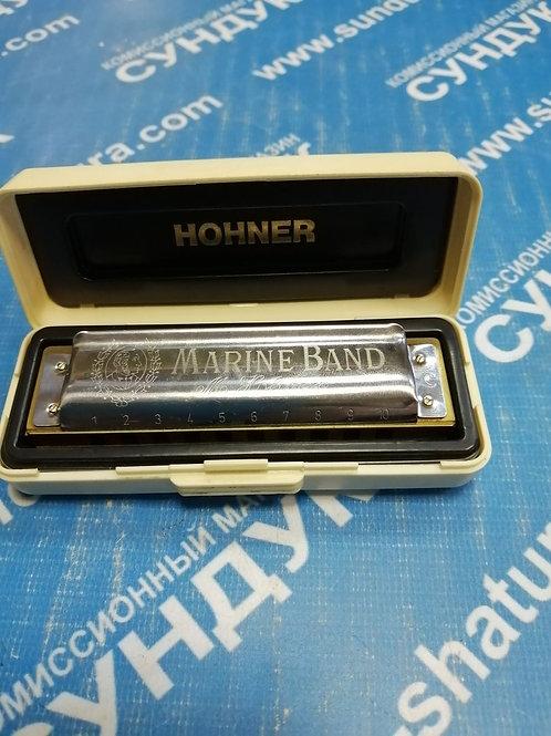Губная гармошка HOHNER Marine Band 1896/20 C