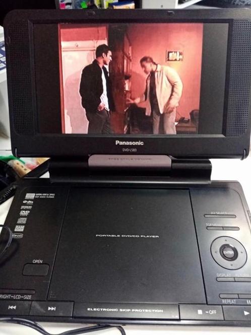Panasonic DVD-LS83
