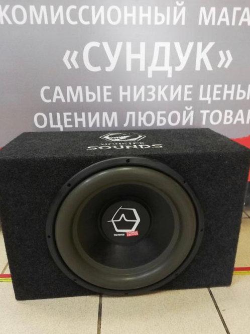 Автомобильный сабвуфер Titanium Edition