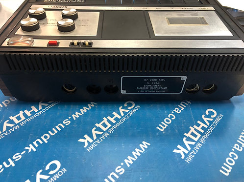 Ретро магнитофон Тоника-310