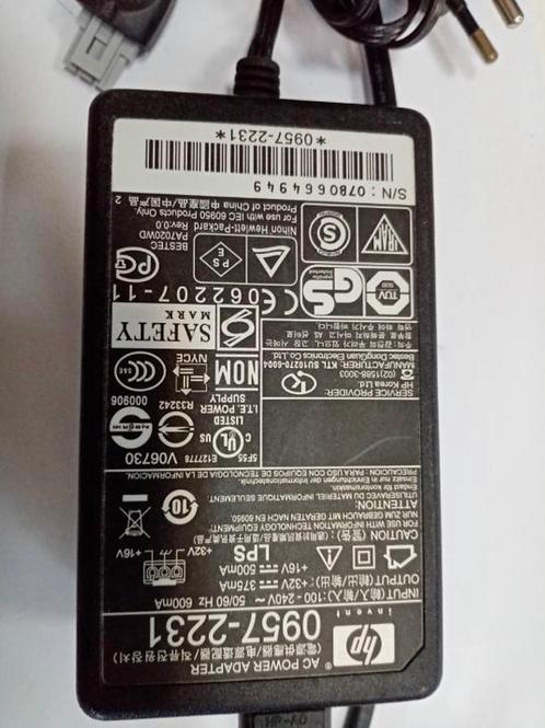 Адаптер питания для принтера HP 0957-2231