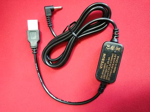 Зарядный USB-кабель 5 В для камер Canon EOS