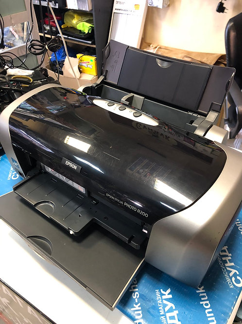 Принтер Epson R200