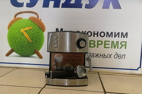 Кофеварка рожковая Polaris PCM 1520AE Adore Crema