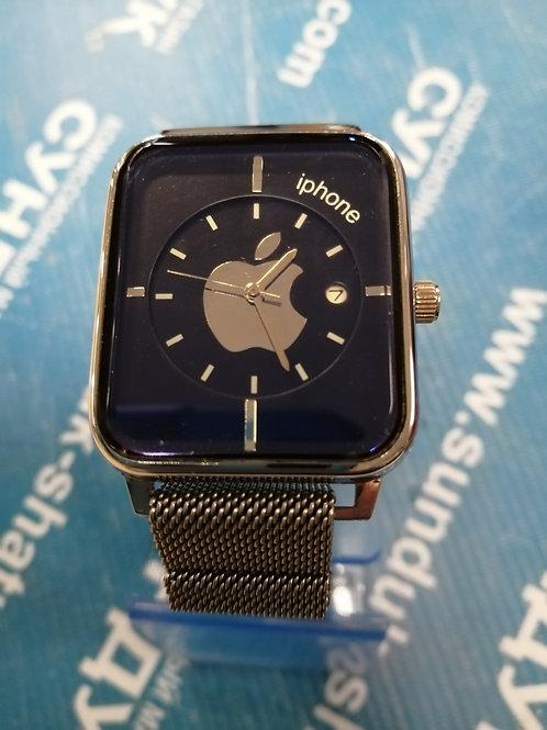 Часы кварцевые Iphone