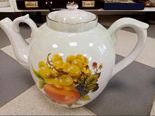 Доливной чайник Дулево