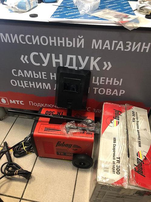 Сварочный аппарат Fubag TR300