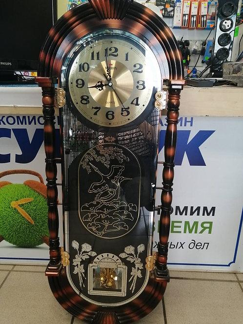Часы (Настенные) - Miron с вертушкой