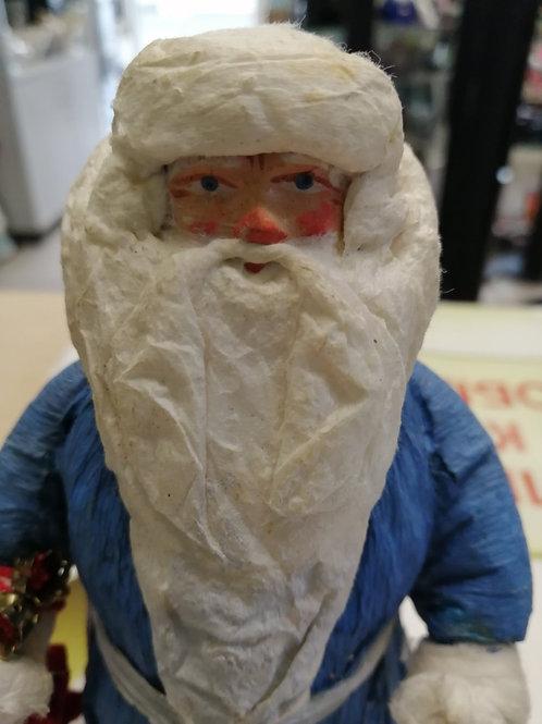 Дед Мороз из ваты Пушкинской фабрики игрушек