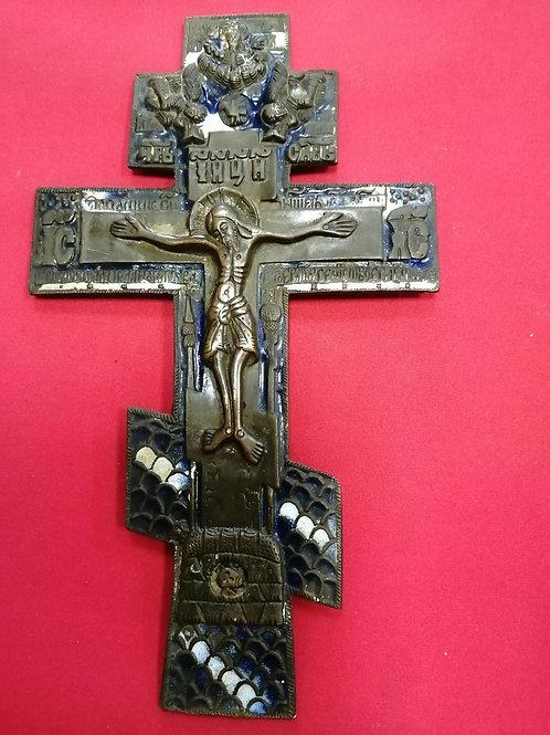 """Крест """"Распятие Христово"""" 1850-1890 гг."""